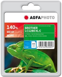 AGFA Photo inktcartridge Brother LC1280XC  15ml 2935pages cyan