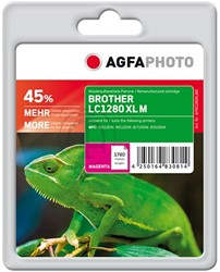 AGFA Photo inktcartridge Brother LC1280XLM 15ml 1780pages magenta