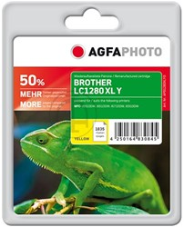 AGFA Photo inktcartridge Brother LC1280XLY 15ml 1835pages yellow
