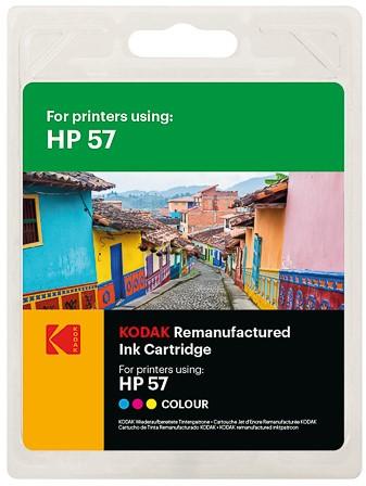 185H005713 KODAK HP 5215 INK COL C6657AE/57 500pages 24ml
