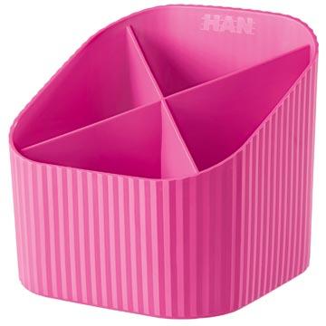 Han X-Loop pennenbakje roze