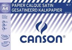 Canson kalkpapier A4 pak van 12 blad