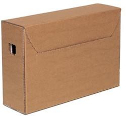 Archiefdoos A4 zuurvrij pak van 25 stuks