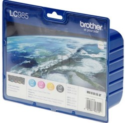Brother inkcartridge LC-985BK/C/M/Y