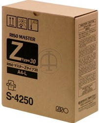 S4250 RISO RZ MASTER(2) A4 Z-Typ30