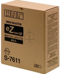 S7611 RISO EZ200E MASTER(2) A4