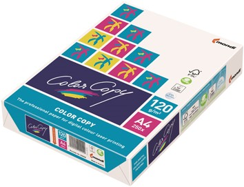 Color Copy papier A4 120 gram pak van 250 vel