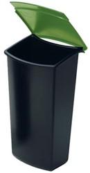 Han papiermand Mondo inzetbakje: groen