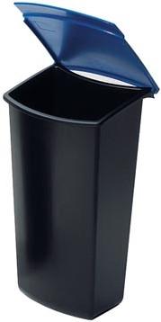 Han papiermand Mondo inzetbakje: blauw