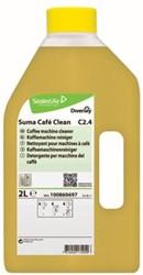 Diversey reiniger voor koffiemachines Suma, flacon van 2 liter