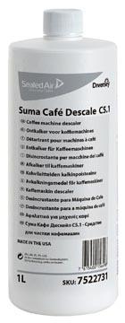 Diversey ontkalker voor koffiemachines flacon van 1 liter