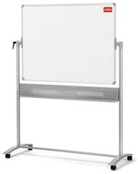 Nobo Classic verrijdbaar whiteboard 150x120cm gelakt staal