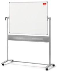 Nobo Prestige mobiel whiteboard 150x120cm emaille