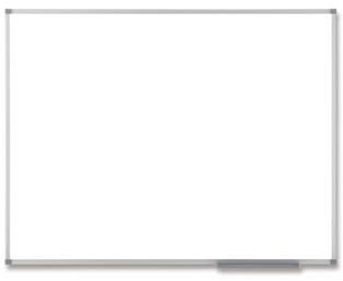 Whiteboard 90x120cm gelakt staal Nobo Classic