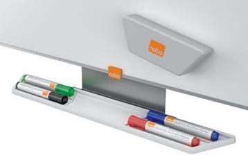 Nobo glasbordstift geassorteerde kleuren pak van 4