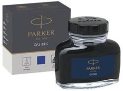 Parker Quink inktpot permanent blauw