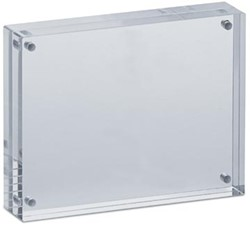 Maul acryl fotolijst ft 11,5 x 9 x 2,4 cm
