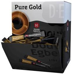 Douwe Egberts oploskoffie instant Pure Gold sticks
