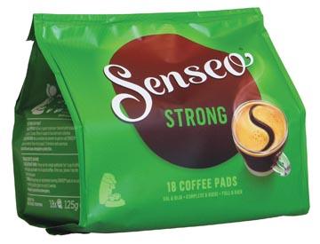 Douwe Egberts SENSEO Strong, zakje van 18 koffiepads
