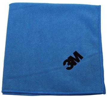 3M Microvezeldoek blauw