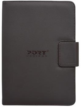 Port Designs Muskoka case voor 12 inch tablets, zwart
