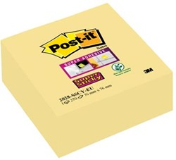Post-it Super Sticky Notes  76 x 76 mm