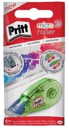 Pritt correctieroller Micro Roller, op blister