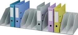 Paperflow sorteervak met vaste tussenschotten