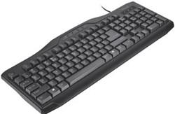 Trust ClassicLine toetsenbord, qwerty