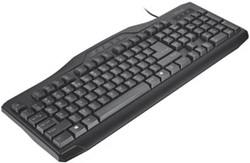 Trust ClassicLine toetsenbord, azerty