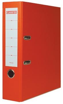 Class'ex ordner Multicolor oranje 7,5cm rug