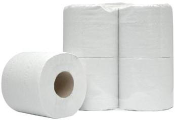 Europroducts toiletpapier 2-laags 480 vellen pak van 60 rollen
