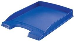 Leitz brievenbak Plus 5237 Slim blauw