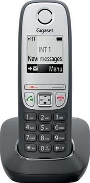 Gigaset A415 DECT draadloze telefoon zwart