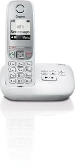 Gigaset A415 DECT draadloze telefoon met antwoordapparaat wit