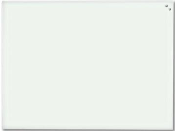 Magnetisch glasbord Naga wit 60 x 80cm