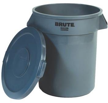 Deksel voor Rubbermaid Brute vuilnisemmer
