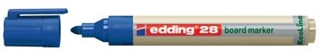 Whiteboard markers Edding Ecoline e-28 blauw
