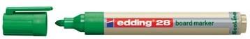 Whiteboard markers Edding Ecoline e-28 groen