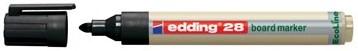 Whiteboard markers Edding Ecoline e-28 zwart