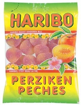 Haribo Snoep perziken