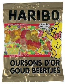 Haribo Snoep gouden beertjes