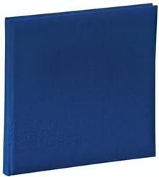 Aulfes gastenboek Europe blauw