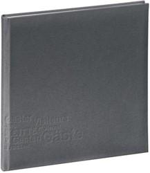 Aulfes gastenboek Europe grijs