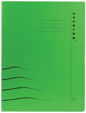 Jalema Secolor Clipmap A4 groen per 10 stuks