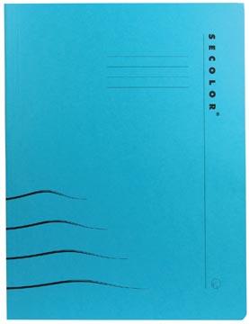 Clipmap folio blauw