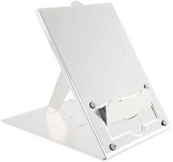 BNEQH BAKKER TABLET-NOTEBOOKHALTER Ergo-Q Hybrid 4Stufen silber