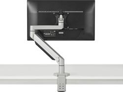 BNEPOSCBT BAKKER MONITOR ARM FLEX 2-12KG for flatscreen clamp + drilling
