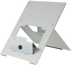 R-GO RISER ATTACHABLE LAPTOPSTAENDER RGORISTSI Aluminium 5Positionen silber