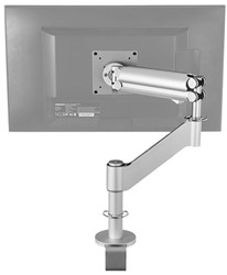 Monitor arm voor 1 monitor met een draagvermogen van 18 kg